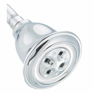 Delta Universal Showering Components 2.0 GPM Shower Head with H2okinetic Technology