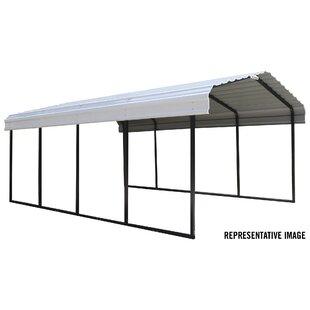 Steel Carport Canopy by Arrow