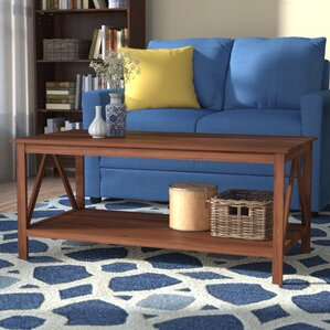 Wilda Coffee Table by Andover Mills