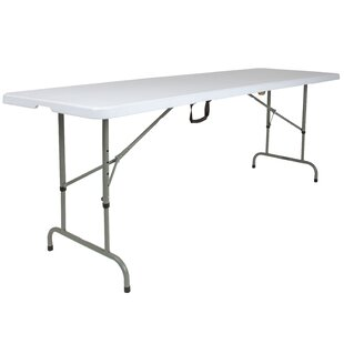 bi fold 96 rectangular folding table