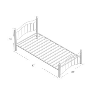 August Grove Souliere Platform Bed
