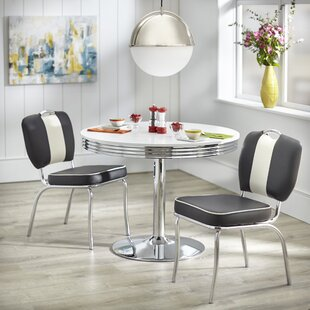 Sherly Retro 3 Piece Dining Set