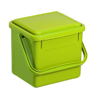 Bio Compost Bucket (Set Of 2) By Rotho