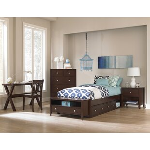 Granville Platform Bed with Drawers by Viv + Rae