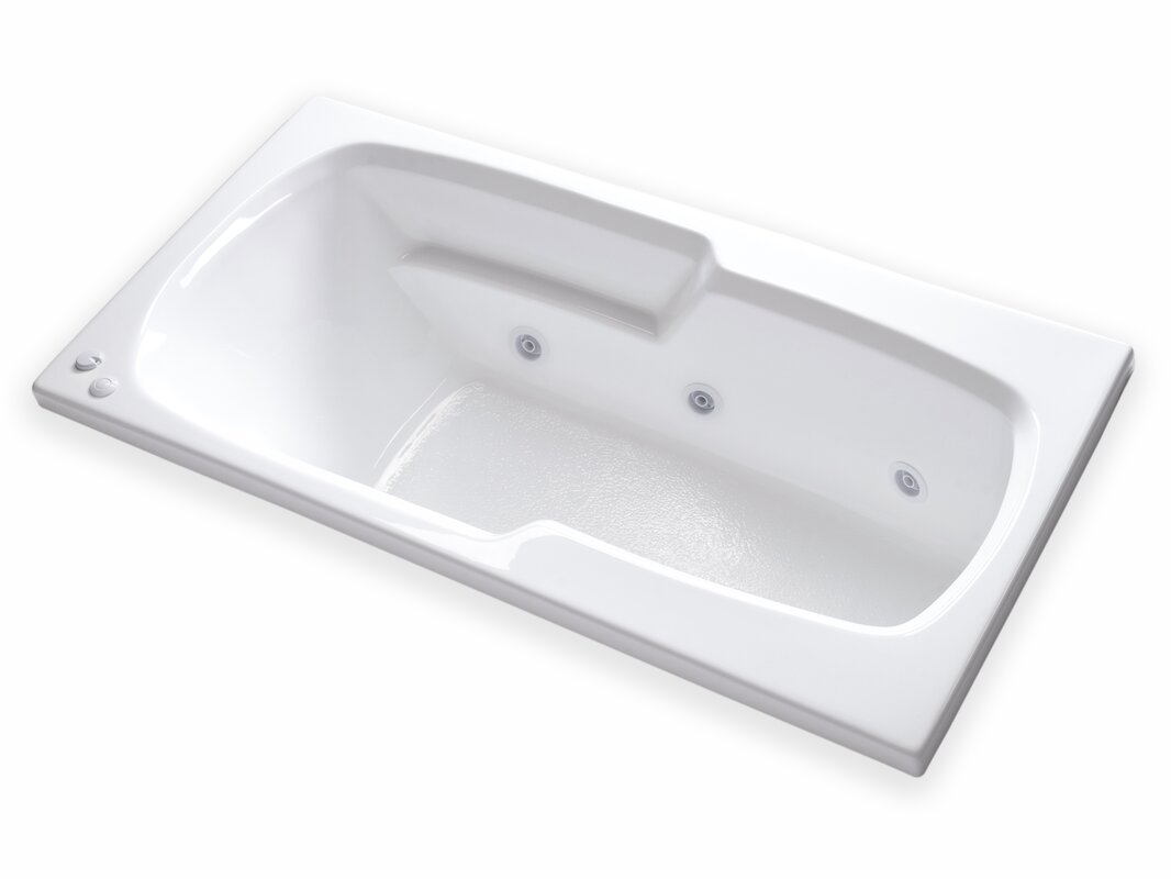 Carver Tubs Hygienic Aqua Massage 65\