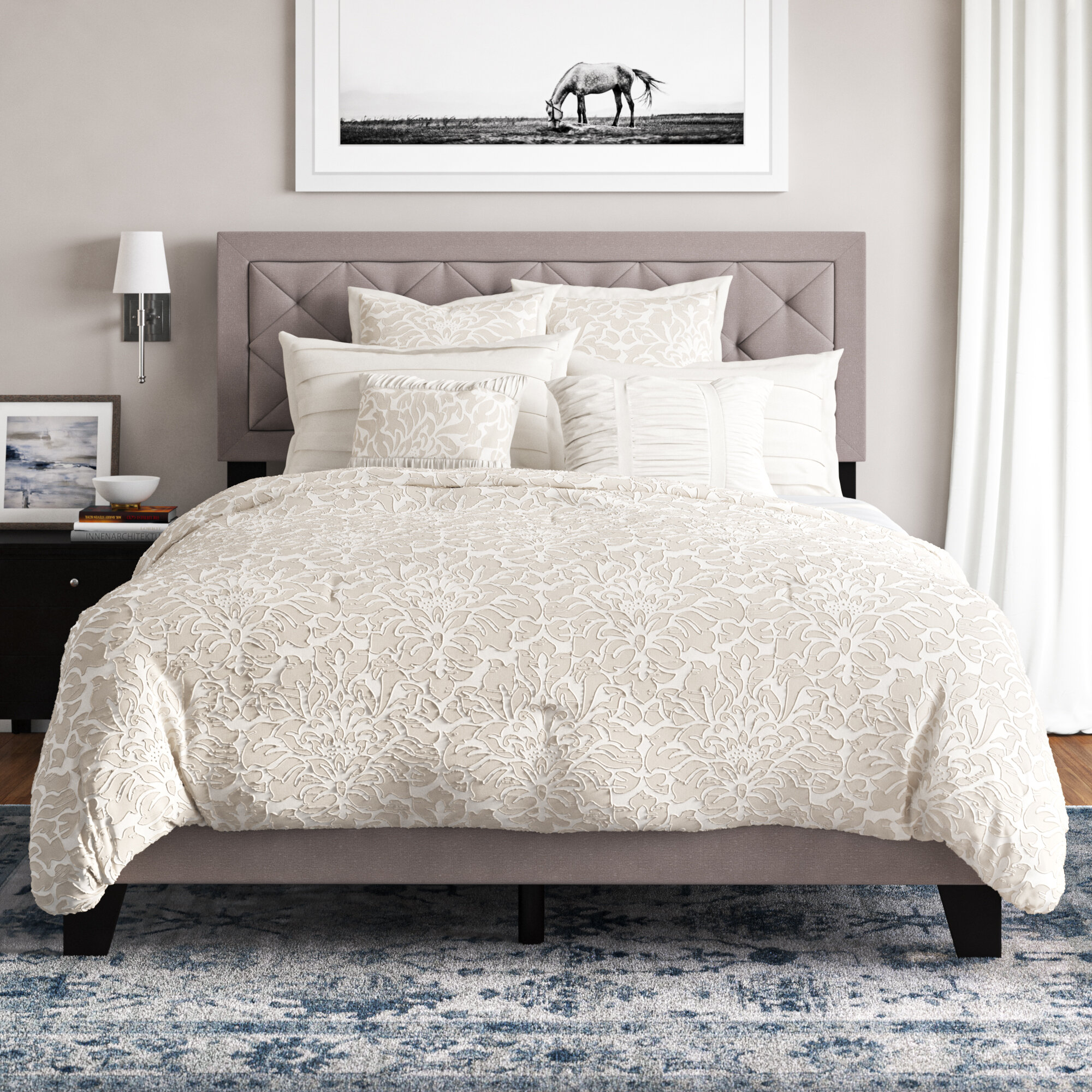 Three Posts Catskill Comforter Set Reviews Wayfair
