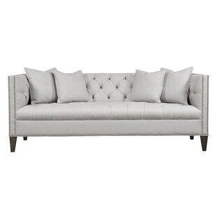 Shop Chatham Chesterfield Loveseat by Duralee Furniture