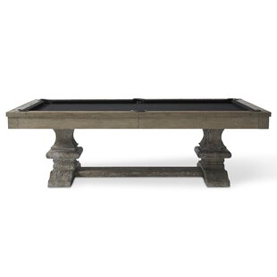 Beaumont Slate Pool Table by Plank & Hide