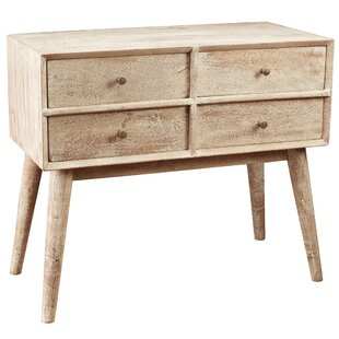Blodgett Mid Century Style 4 Accent Chest