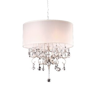 Willa Arlo Interiors Kitson 6-Light Chandelier