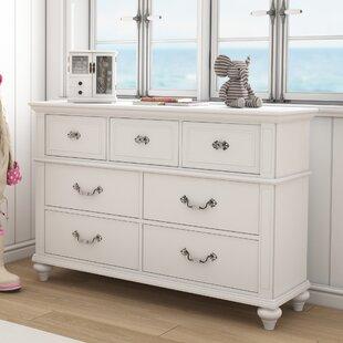Lydia 7 Drawer Dresser by Viv + Rae