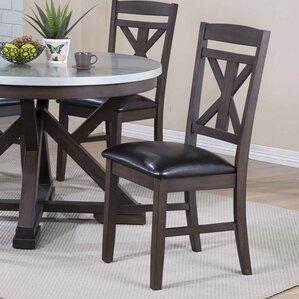 Hamilton UV Side Chair (Set of 2) by ECI Furniture
