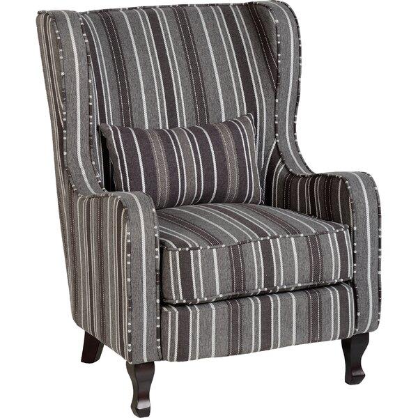 Merveilleux Sherbone Fireside Wingback Chair