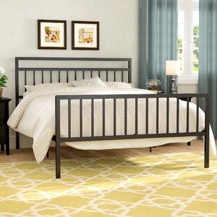 Sabina Modern Platform Bed by Andover Mills Design