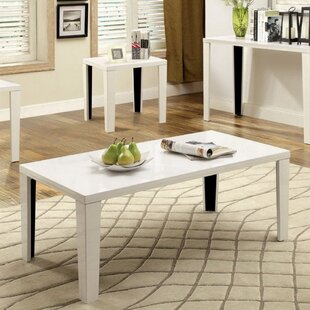 Caffey 3 Piece Coffee Table Set