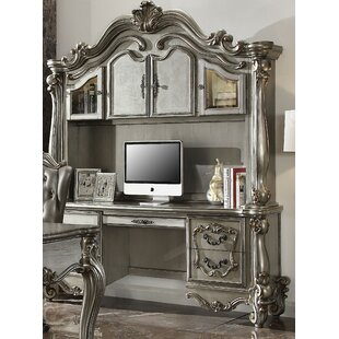 Roza Desk with Hutch