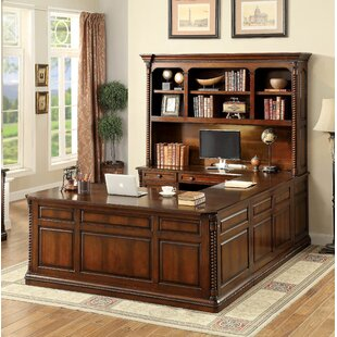 Antoine Executive 3 Piece Office Set by Darby Home Co