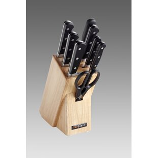 Premier 9 Piece Knife Block Set