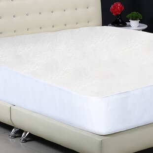 Premium Fitted Mattress Protector by Protect-A-Bed Cheap