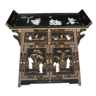 Mother Of Pearl 2 Drawer Combi Chest By World Menagerie