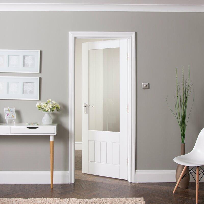 Jeld Wen Cottage Solid Mdf Panelled Slab Internal Door Reviews
