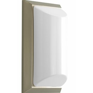 Darby Home Co Ramires 1-Light Flush Mount