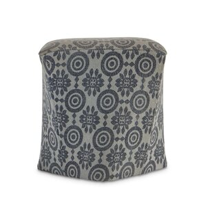 Hackmore Ottoman by Bungalow Rose