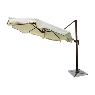 Panama Jack Outdoor Island Breeze 10' Cantilever Umbrella