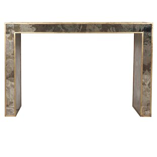 Worlds Away Reverse Console Table