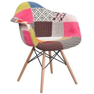 Altieri Modern Armchair by Wrought Studio