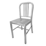 Retro Slat Back Side Chair by Vandue Corporation