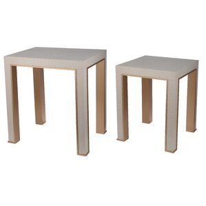 Januario 2 Piece Nesting Table Set by Willa ..