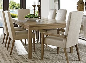 Shadow Play Concorder 8 Piece Dining Set Lexington