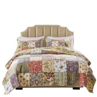 Mauve Bedding Set Wayfair