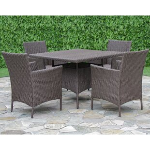 Fortenberry 5 Piece Dining Set by Brayden..
