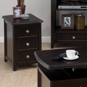 Cusick Chairside Table by Darby Home Co