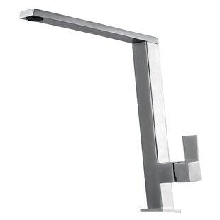 Square Modern Single Handle Kitchen Faucet