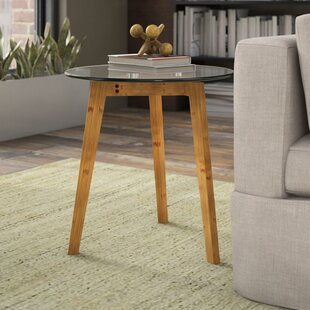 Great Price Hosteen End Table by Zipcode Design
