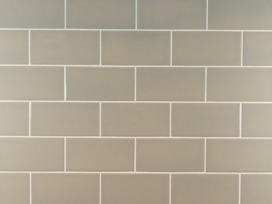Mulia tile classic 3 x 6 ceramic subway tile in light taupe classic 3 x 6 ceramic subway tile in light taupe dailygadgetfo Choice Image