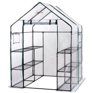 4.5 Ft. W X 4.5 Ft. D Hobby Greenhouse By OGrow