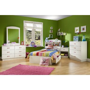 Logik Twin Platform Configurable Bedroom Set by South Shore