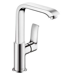 Compare prices Metris Single Hole Standard Bathroom Faucet By Hansgrohe