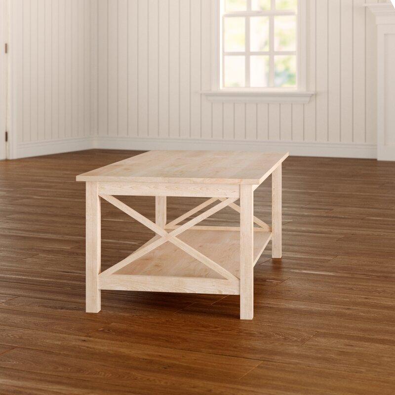 August Grove Towner X Hampton Coffee Table Reviews Wayfair Rh Wayfair Com  Wood Rot Repair Products Table Wood Scratch Repair
