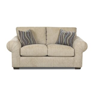Lovell Loveseat by Klaussner Furniture