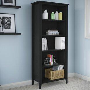 Kathy Ireland Office by Bush Connecticut 5-Shelf Standard Bookcase