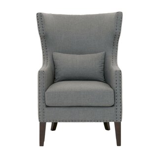 Gracie Oaks Demaris Wingback Chair