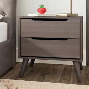 Price comparison Mason 2 Drawer Nightstand By Mercury Row