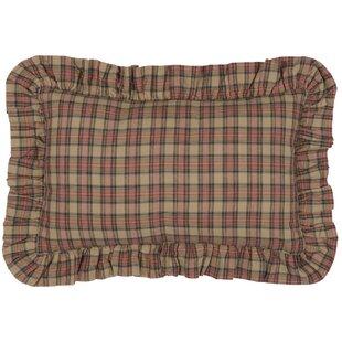 Caudillo Fabric 100% Cotton Lumbar Pillow