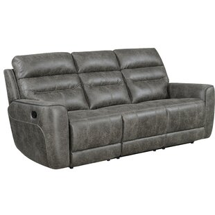 Shop Weese Reclining Sofa by Red Barrel Studio