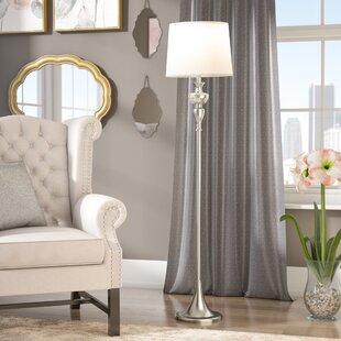 Glass Floor Lamps You\'ll Love in 2019 | Wayfair